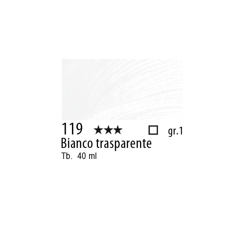 119 - Rembrandt Bianco trasparente