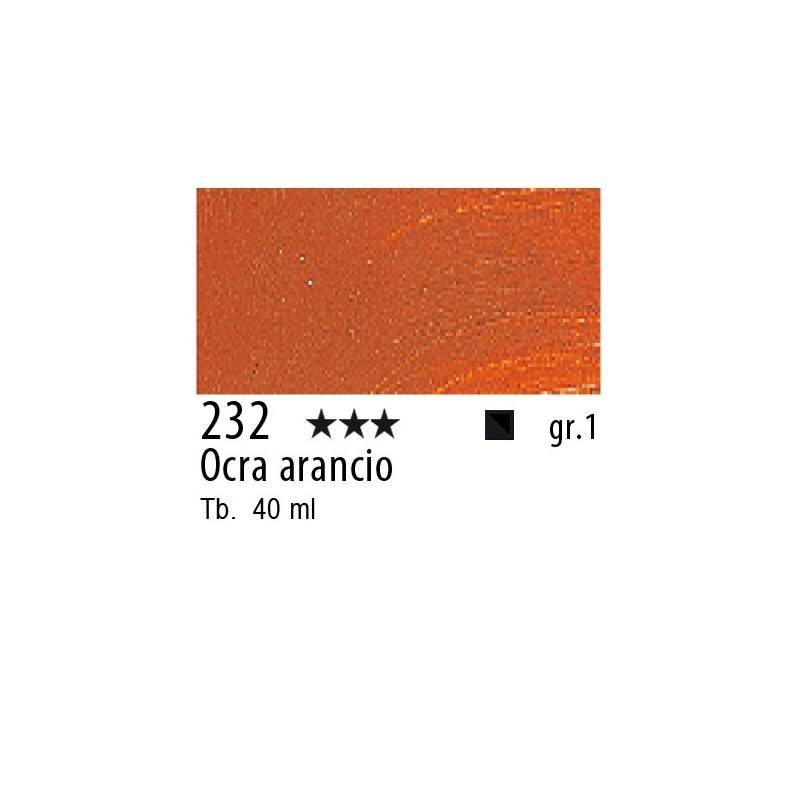 232 - Rembrandt Ocra arancio