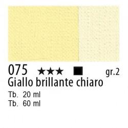 075 - Maimeri Olio Classico Giallo brillante chiaro