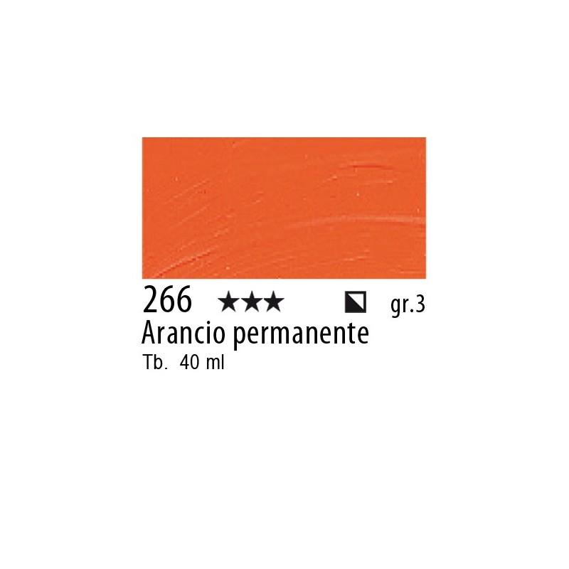 266 - Rembrandt Arancio permanente