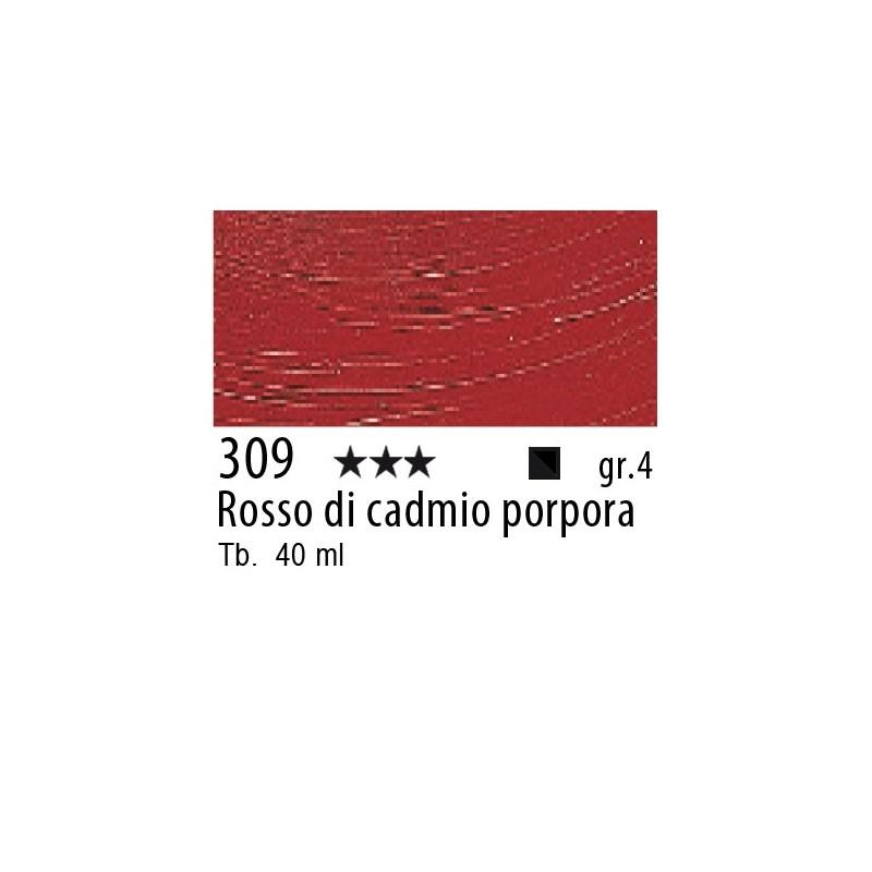 309 - Rembrandt Rosso di cadmio porpora