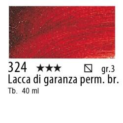324 - Rembrandt Lacca di garanza permanente bruna
