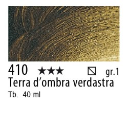 410 - Rembrandt Terra d'ombra verdastra