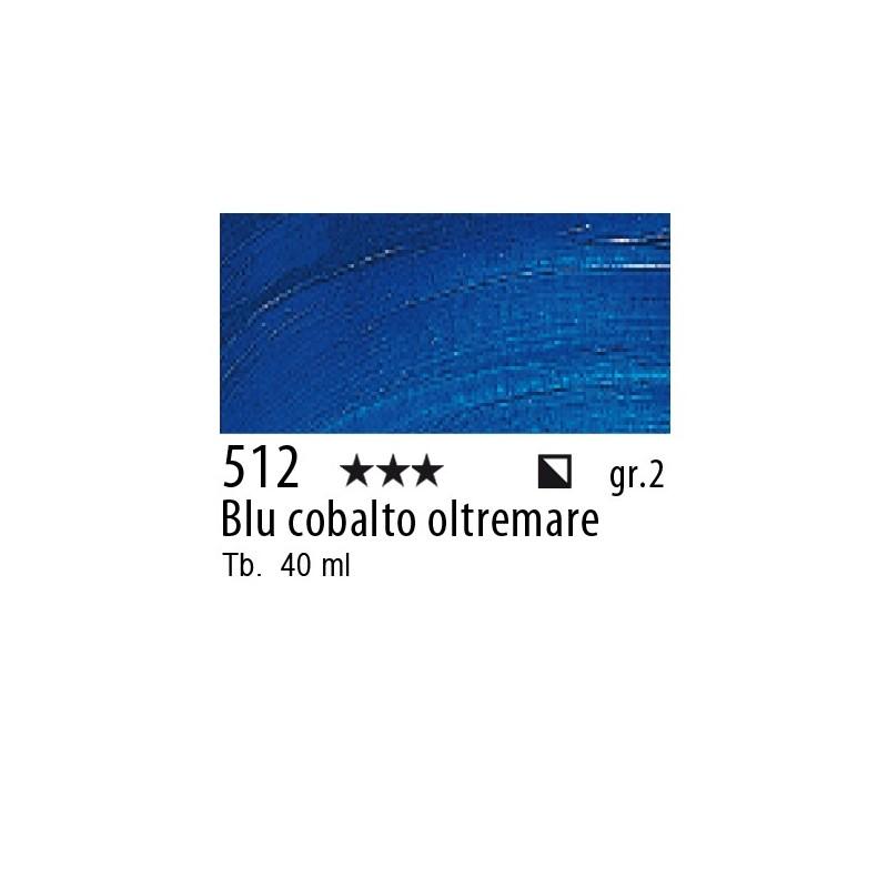 512 - Rembrandt Blu cobalto oltremare