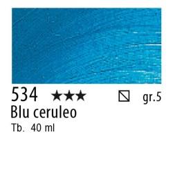 534 - Rembrandt Blu ceruleo