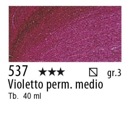 537 - Rembrandt Violetto permanente medio