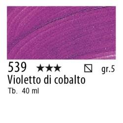 539 - Rembrandt Violetto di cobalto