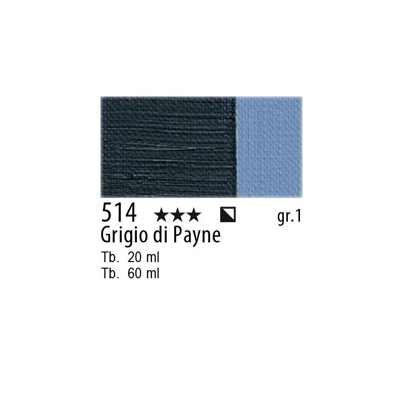 514 - Maimeri Olio Classico Grigio di Payne