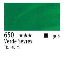 650 - Rembrandt Verde Sevres