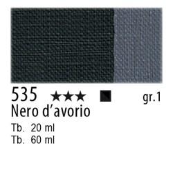 535 - Maimeri Olio Classico Nero d'avorio
