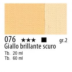 076 - Maimeri Olio Classico Giallo brillante scuro