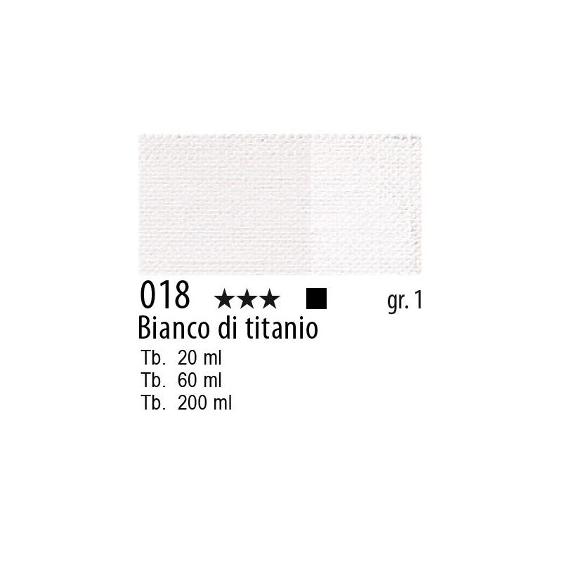 018 - Maimeri Olio Artisti Bianco di titanio