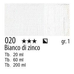020 - Maimeri Olio Artisti Bianco di zinco