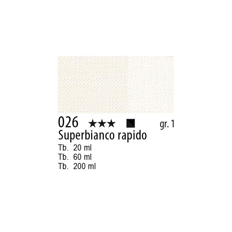 026 - Maimeri Olio Artisti Superbianco rapido