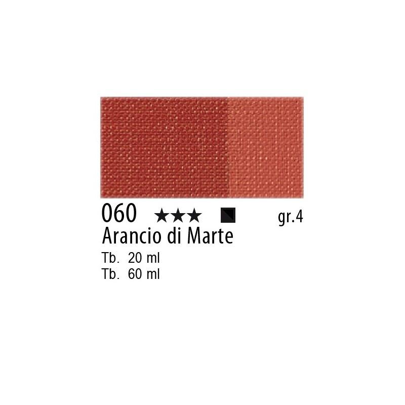 060 - Maimeri Olio Artisti Arancio di Marte