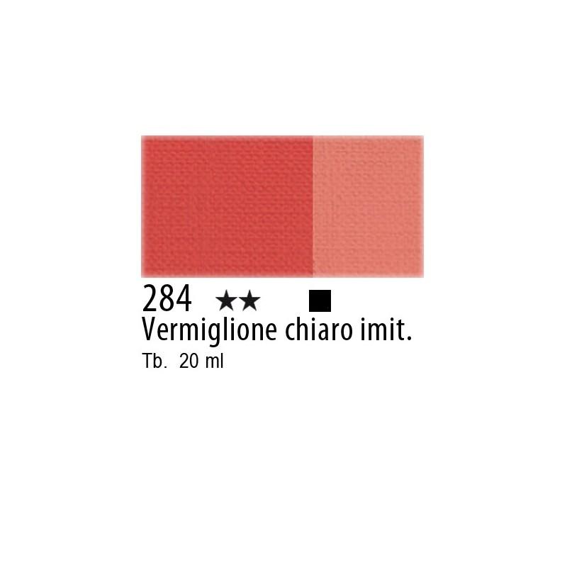 284 - Maimeri Tempera Fine Vermiglione chiaro imit.